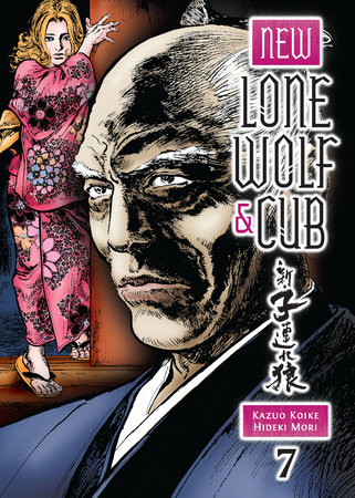 New Lone Wolf And Cub Volume 7 Penguin Random House Education