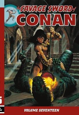 Savage Sword of Conan Volume 17