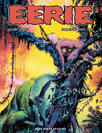 Eerie Archives Volume 16