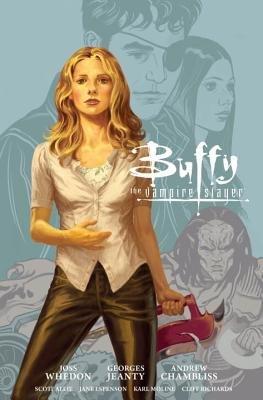 Buffy: Season Nine Library Edition Volume 1