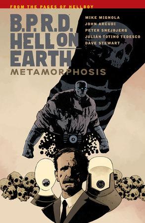 B.P.R.D Hell On Earth Volume 12 : Metamorphosis