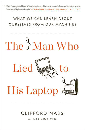 Excerpt from The Man Who Lied to His Laptop | Penguin