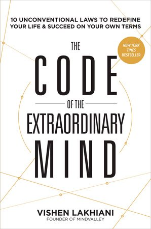 Cover of The Code of the Extraordinary Mind