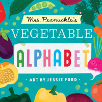 Cover of Mrs. Peanuckle\'s Vegetable Alphabet cover