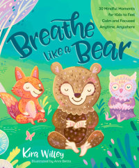 Cover of Breathe Like a Bear cover