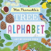 Book cover for Mrs. Peanuckle\'s Tree Alphabet