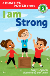 Book cover for I Am Strong
