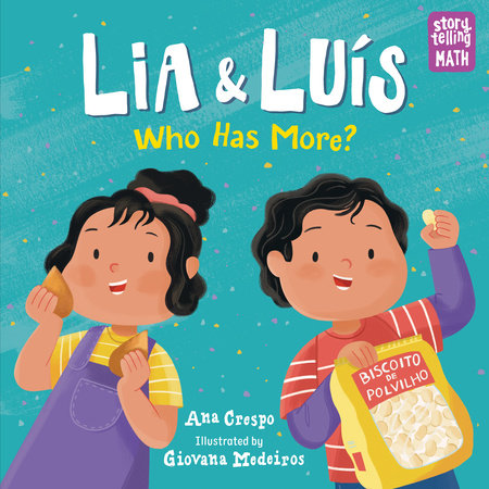Lia & Luis: Who Has More?