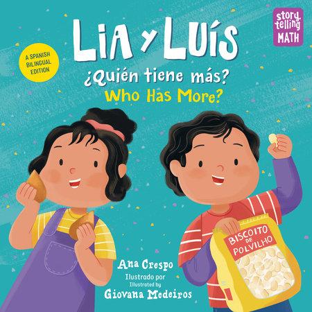 Lia & Luís: ¿Quién Tiene Más? / Who Has More?