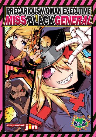 Precarious Woman Executive Miss Black General Vol. 2