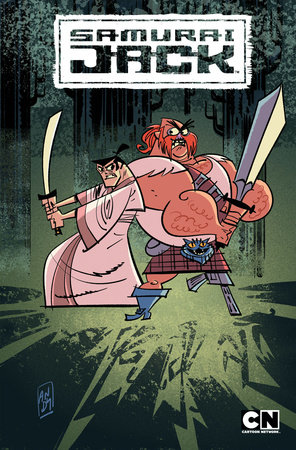 Samurai Jack Volume 2: The Scotsman's Curse
