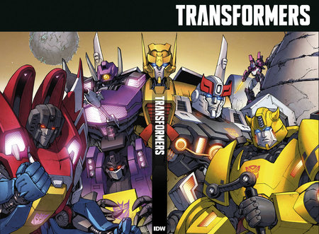 Transformers: Robots in Disguise Box Set