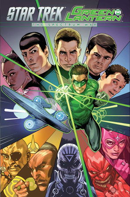 Star Trek/Green Lantern, Vol. 1: The Spectrum War