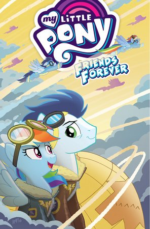 My Little Pony: Friends Forever Volume 9