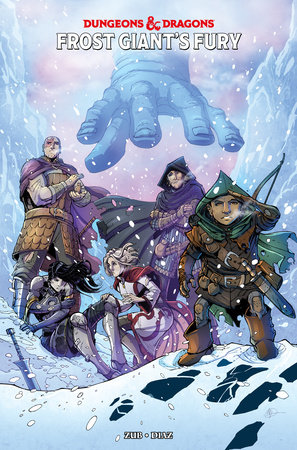 Dungeons & Dragons: Frost Giant's Fury