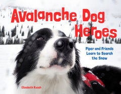 Avalanche Dog Heroes Sasquatch Books