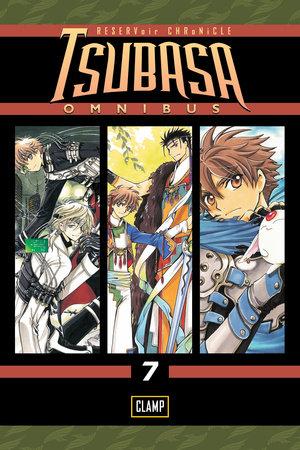 Tsubasa Omnibus 7
