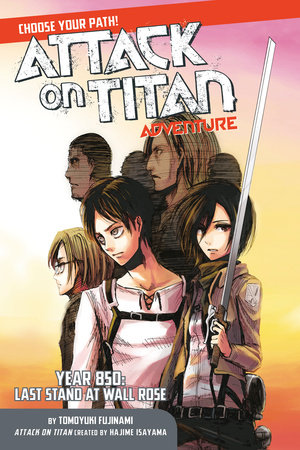 Attack on Titan Choose Your Path Adventure