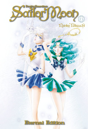 Sailor Moon Eternal Edition 6