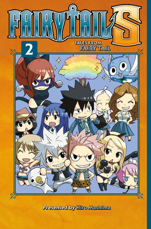 FAIRY TAIL S Volume 2