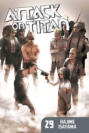 Attack on Titan 29