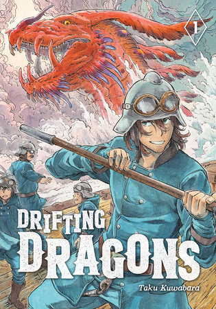 Drifting Dragons 1
