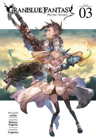Granblue Fantasy (Manga) 3