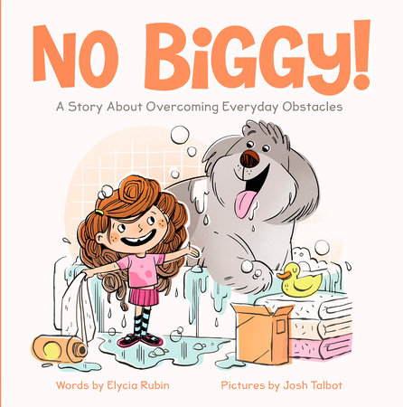 Cover image for No Biggy!