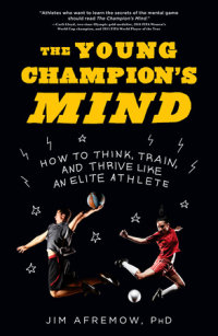 Cover of The Young Champion\'s Mind cover