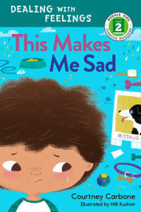 Book cover for This Makes Me Sad