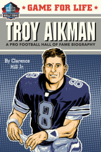 Cover of Game for Life: Troy Aikman cover