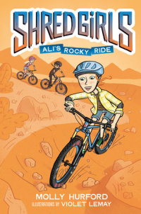 Cover of Shred Girls: Ali\'s Rocky Ride
