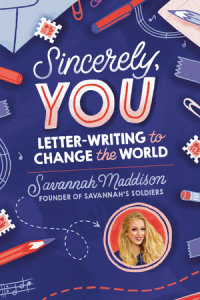 Cover of Sincerely, YOU cover