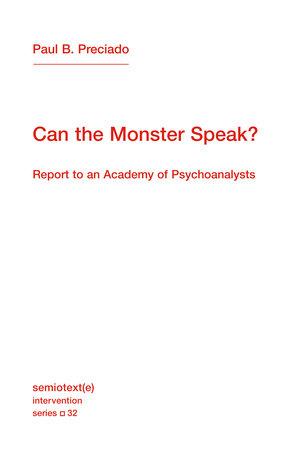 Can the Monster Speak?