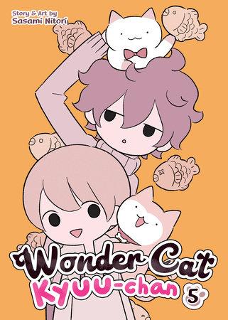 Wonder Cat Kyuu-chan Vol. 5