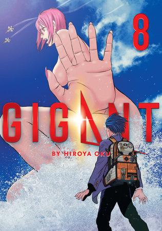 GIGANT Vol. 8