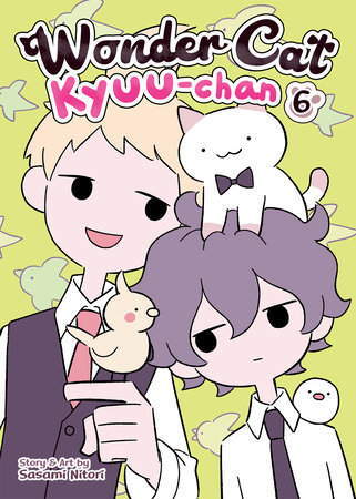 Wonder Cat Kyuu-chan Vol. 6