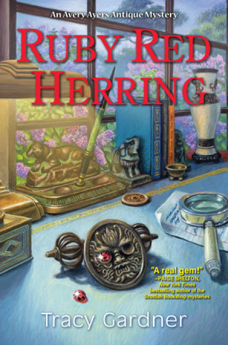 Ruby Red Herring
