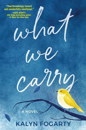Cover image for What We Carry
