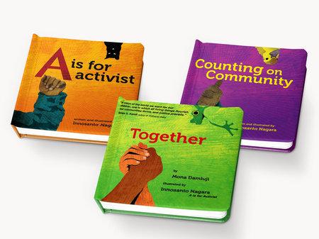Activism for Babies Board Book Bundle