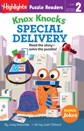 Knox Knocks: Special Delivery