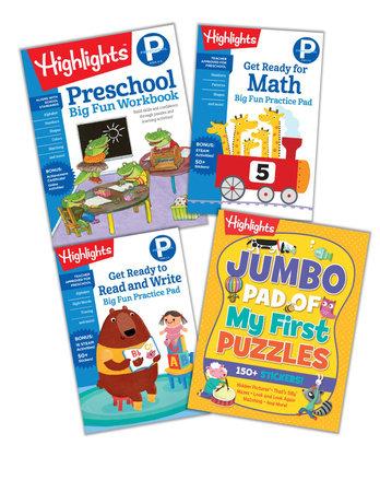 Preschool Learning Fun Bundle