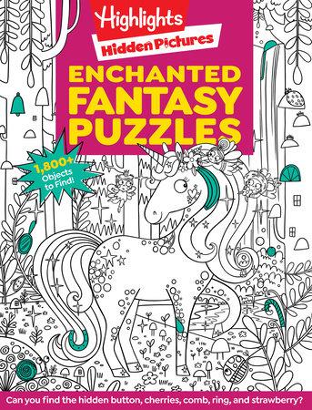 Enchanted Fantasy Puzzles