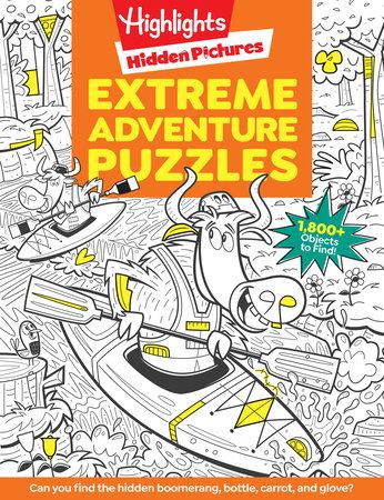 Extreme Adventure Puzzles