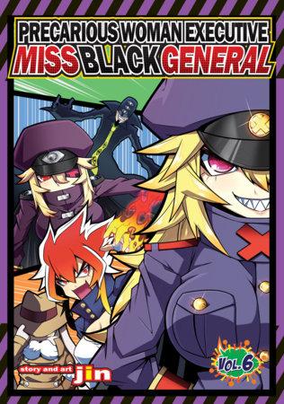 Precarious Woman Executive Miss Black General Vol. 6
