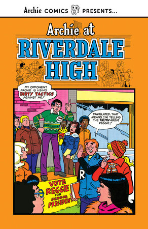 Archie at Riverdale High Vol. 3