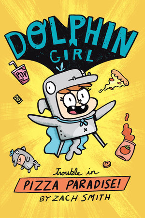 Dolphin Girl 1: Trouble in Pizza Paradise