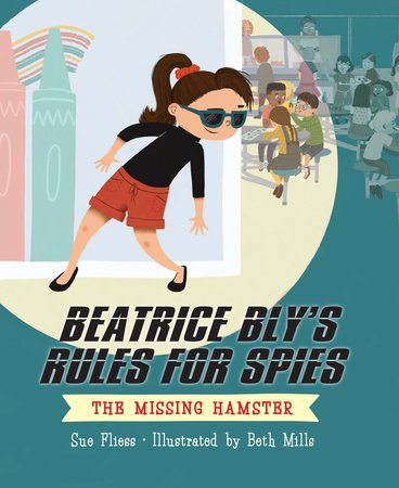 Beatrice Bly, Super Spy #1