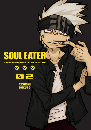 Soul Eater: The Perfect Edition 02