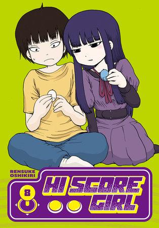 Hi Score Girl 08